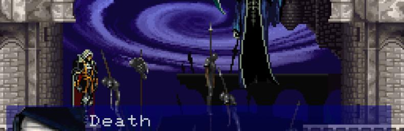 <h2 class='titel'>Castlevania: Symphony of the Night</h2><div><span class='citat'>&bdquo;Okay, så er det nok bare en Dracula X ting :)  EDIT: Testede lige et par forskellige US PS1-titler på min PSP Go. Både Castlevania SOTN og Final Fantasy VII.  Skaleringen giver nok mening i SOTN da det kører en underlig...&ldquo;</span><span class='forfatter'>- Konsolkongen</span></div>
