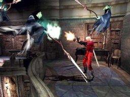 Devil May Cry (PS2)  © Capcom 2001   1/6