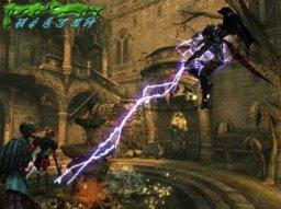 Devil May Cry (PS2)  © Capcom 2001   2/6