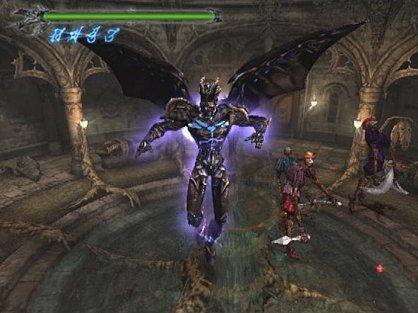 Devil May Cry (PS2)  © Capcom 2001   4/6