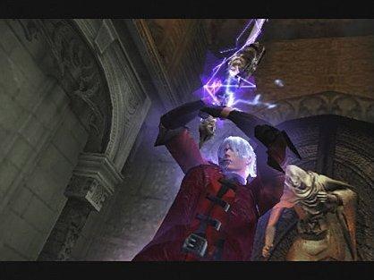 Devil May Cry (PS2)  © Capcom 2001   5/6