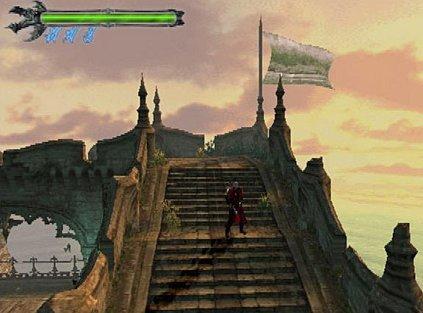 Devil May Cry (PS2)  © Capcom 2001   6/6