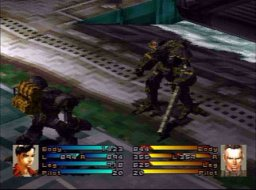 Front Mission 3 (PS1)   © Square 1999    2/4