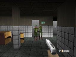 GoldenEye 007 (N64)  © Nintendo 1997   2/3