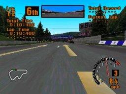 Gran Turismo (PS1)  © Sony 1997   3/3