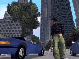 Grand Theft Auto III (PS2)  © Rockstar Games 2001   1/3