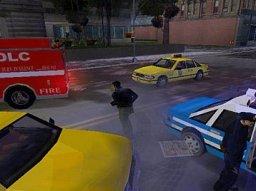 Grand Theft Auto III (PS2)  © Rockstar Games 2001   2/3