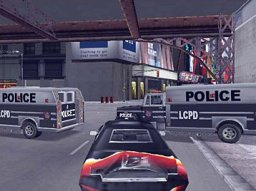 Grand Theft Auto III (PS2)  © Rockstar Games 2001   3/3