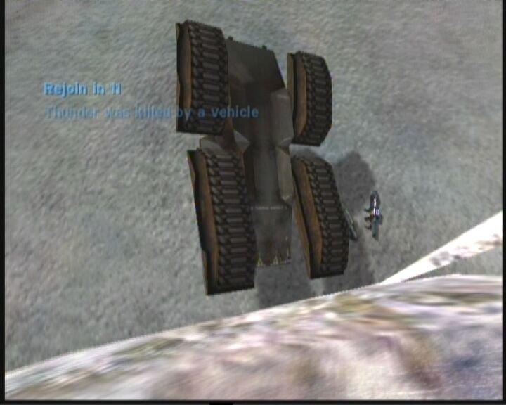 Halo: Combat Evolved (XBX)  © Microsoft 2001   4/6