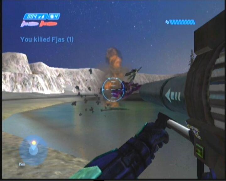 Halo: Combat Evolved (XBX)  © Microsoft 2001   6/6