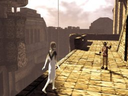 Ico (PS2)  © Sony 2001   2/5