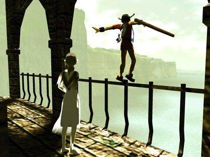 Ico (PS2)  © Sony 2001   4/5