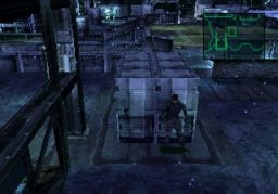 Metal Gear Solid (PS1)   © Konami 1998    3/3