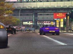 Metropolis Street Racer (DC)  © Sega 2000   3/4