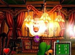 Luigi's Mansion (GCN)  © Nintendo 2001   3/4