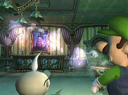 Luigi's Mansion (GCN)  © Nintendo 2001   4/4