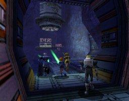 Phantasy Star Online (DC)  © Sega 2000   2/4