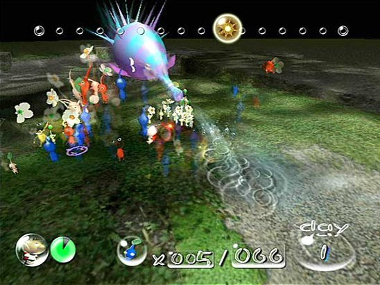 Pikmin  © Nintendo 2001  (GCN)   4/5