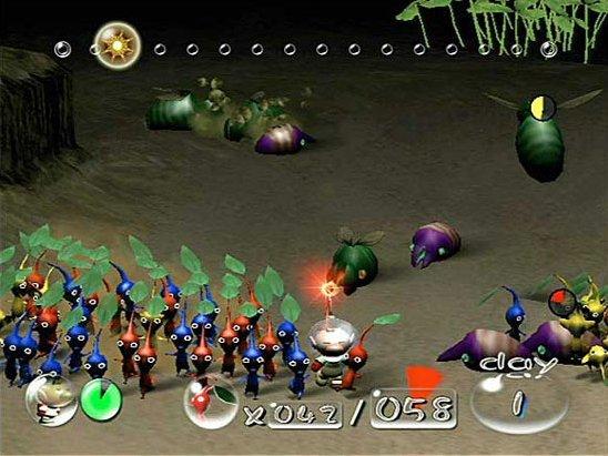 Pikmin  © Nintendo 2001  (GCN)   5/5