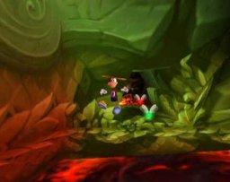 Rayman 2: The Great Escape (DC)   © Ubisoft 2000    2/4