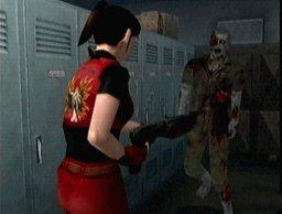 Resident Evil: Code Veronica (DC)  © Capcom 2000   1/2