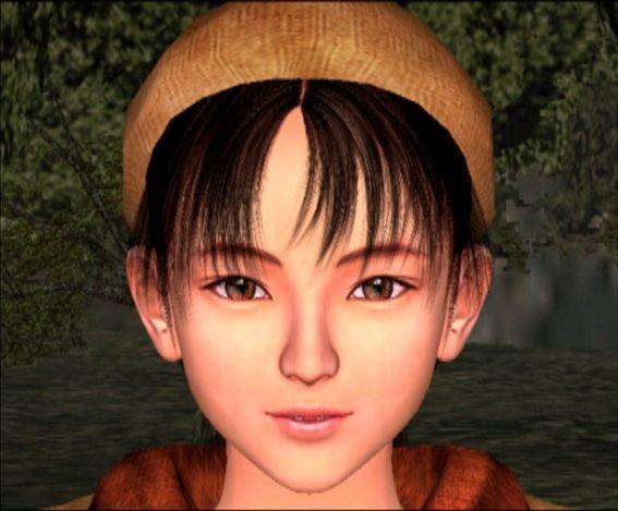 Shenmue (DC)  © Sega 1999   5/8