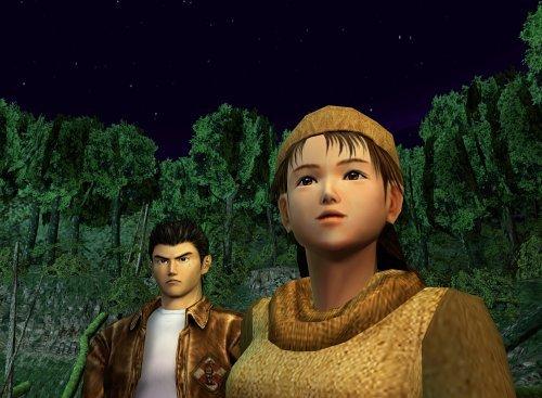Shenmue (DC)  © Sega 1999   6/8