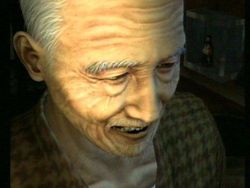 Shenmue (DC)  © Sega 1999   7/8