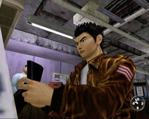 Shenmue (DC)  © Sega 1999   8/8