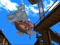 Skies Of Arcadia (DC)  © Sega 2000   3/10
