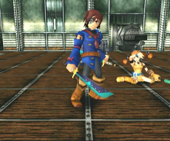Skies Of Arcadia (DC)   © Sega 2000    6/10