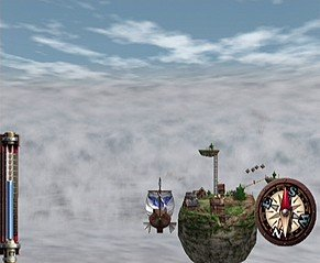 Skies Of Arcadia (DC)  © Sega 2000   7/10