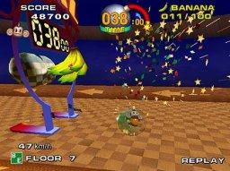 Super Monkey Ball (GCN)  © Sega 2001   3/5