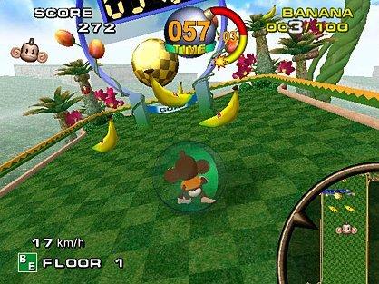 Super Monkey Ball (GCN)  © Sega 2001   4/5