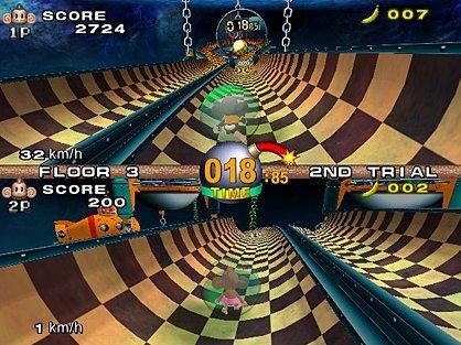 Super Monkey Ball (GCN)  © Sega 2001   5/5