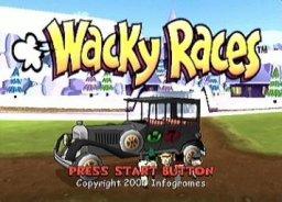 Wacky Races (2000) (DC)  © Infogrames 2000   1/3