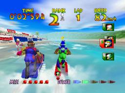 Wave Race 64 (N64)  © Nintendo 1996   2/3
