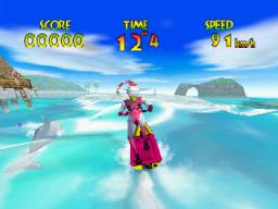 Wave Race 64 (N64)  © Nintendo 1996   3/3