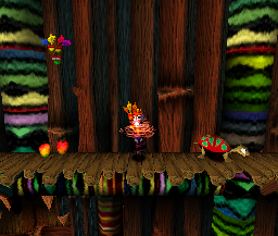 Crash Bandicoot (PS1)   © Sony 1996    3/3