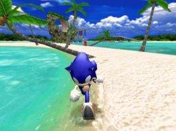 Sonic Adventure (DC)  © Sega 1998   2/5