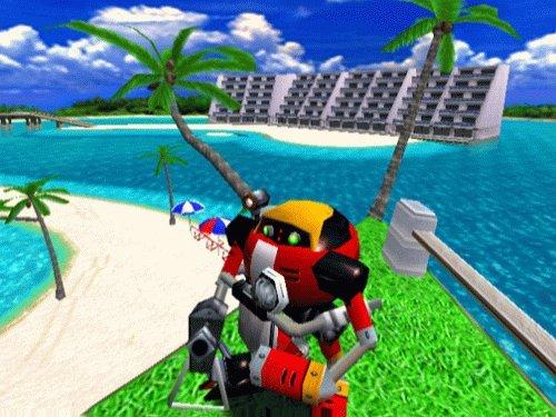 Sonic Adventure (DC)  © Sega 1998   4/5