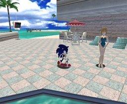 Sonic Adventure (DC)  © Sega 1998   1/5