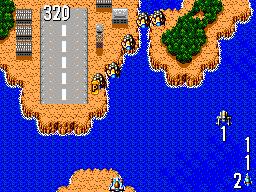 Power Strike II (SMS)  © Sega 1993   2/3