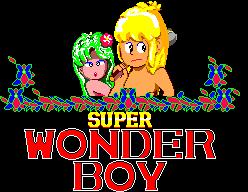 Wonder Boy (SMS)  © Sega 1986   4/6