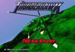 Thunderhawk (MCD)  © Core 1993   1/4