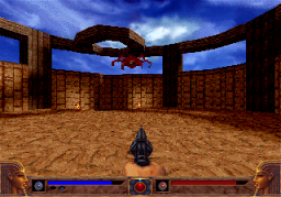 Exhumed (SS)  © BMG Interactive 1996   3/5