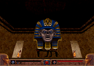 Exhumed (SS)  © BMG Interactive 1996   4/5