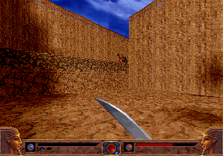 Exhumed (SS)  © BMG Interactive 1996   5/5