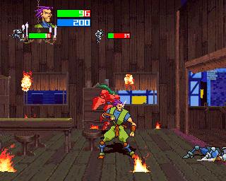 Guardian Heroes (SS)  © Sega 1996   5/16