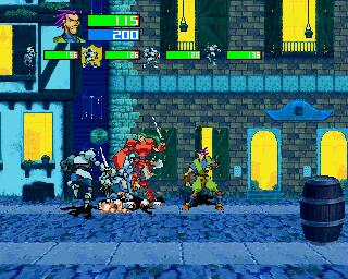 Guardian Heroes (SS)  © Sega 1996   6/16